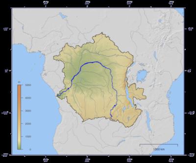 コンゴ川の写真