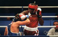 ボクシングの写真