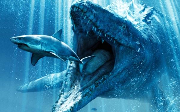 海の史上最強肉食恐竜・生物ランキングTOP10 – 世界の超危険生物データベース