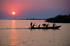 タンガニーカ湖の写真