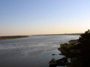 パラグアイ川の写真